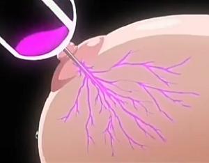 【エロアニメ】麻酔無しで強引に乳首ピアス穴開けブチ込み ...